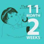 【十一ヶ月二週】子育てパパ日記。指差し、一人立ち、拍手、新たな語彙の獲得について